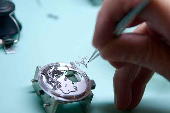 Atelier Loiseau watchmaking