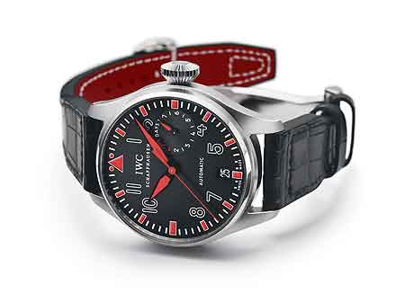 IWC Big Pilots Watch Muhammad Ali Edition