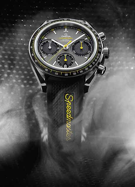 Omega Speedmaster Racing w/smoke