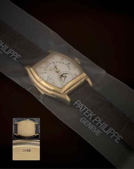 Vintage Patek Philippe Ref. 5013