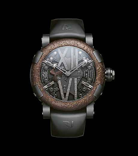Romain Jerome Titanic DNA Steampunk Automatic