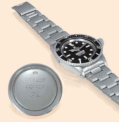 Rolex Submariner Comex, Ref. 5513