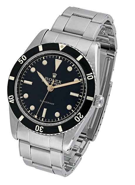 Rolex Submariner Ref. 6204
