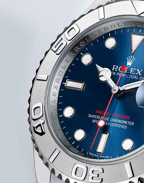 Rolex Oyster Perpetual Yacht-Master - CU dial
