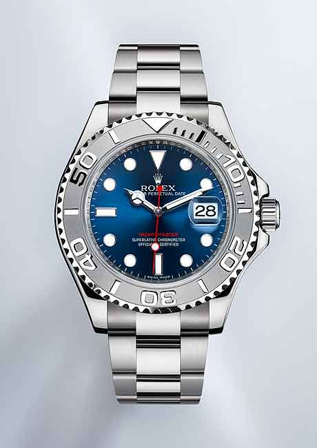 Rolex Oyster Perpetual Yacht-Master - front view