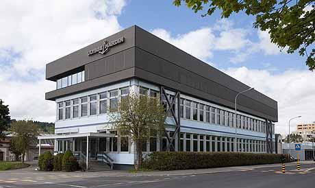 UN La Chaux-de-Fonds building