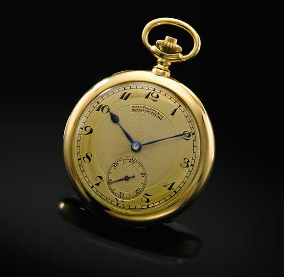 Patek Philippe minute repeater pocketwatch