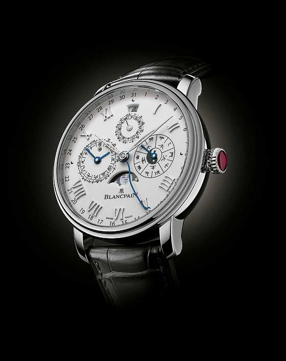 Blancpain Traditional Chinese Calendar hero