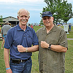 Sully Sullenberger and Jim Leslie_150