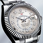 Rolex Sky-Dweller white gold