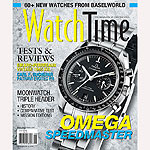 WatchTime May-June 2012 cover