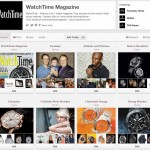 Watchtime on Pinterest