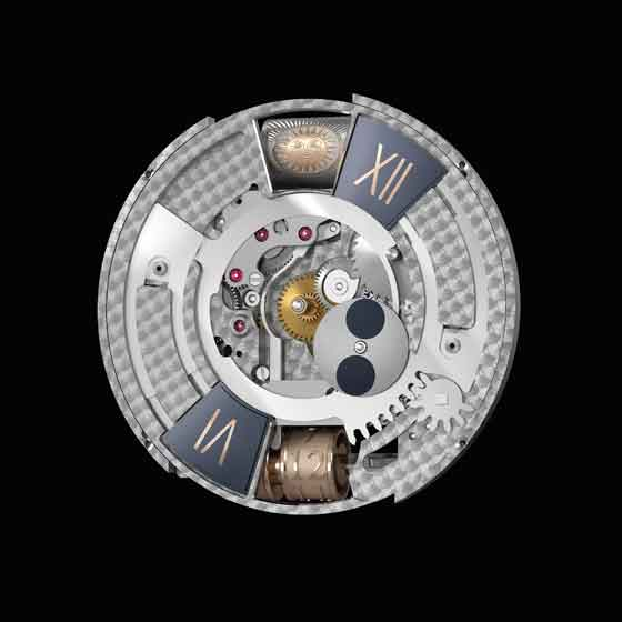 Maitres du Temps Chapter Three Reveal caliber front