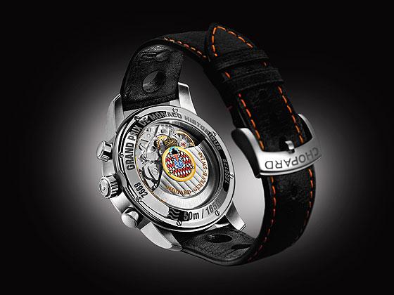 Chopard Grand Prix de Monaco Historique titanium-back