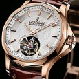 Corum Admiral's Cup Legend 42 Tourbillon Micro-Rotor rose gold