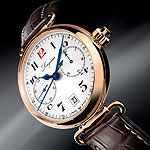 Longines Single Push-Piece Chronograph 180th Anniversary