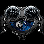 MB&F and Sarpaneva Shoot for the Moon with New Horological Machine