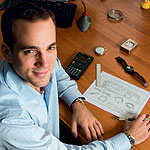 Michael Kobold of Kobold Watch Co.