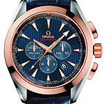www.watchtime.com | watches wristwatch industry news  | Omega Releases New Seamaster Watches for London 2012 Olympic Games | Omega SM AT LondonChrono 150