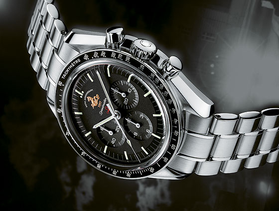 www.watchtime.com | watch wallpaper wristwatch industry news  | Watch Wallpaper: Limited Edition Sports Chronographs | Omega Speedmaster 50th 560