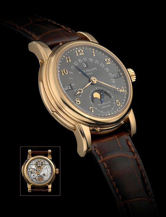 Patek Philippe Ref. 5016 yellow gold