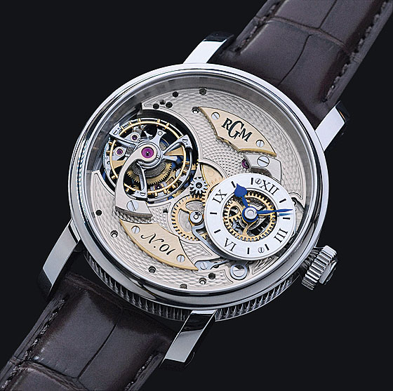 RGM Pennsylvania Tourbillon front