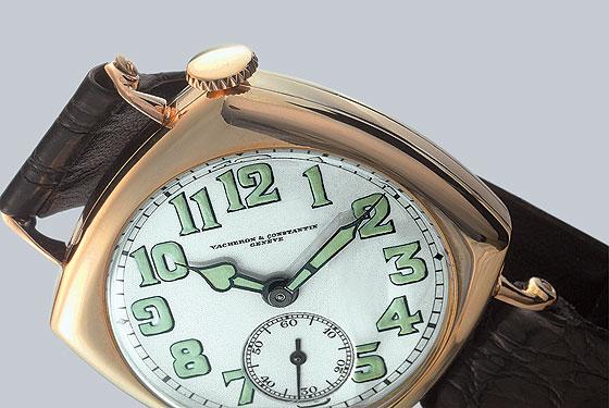 Vacheron Constantin American vintage watch
