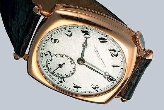 Vacheron Constantin vintage American watch