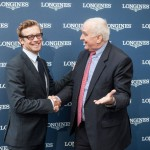 "Simon Baker is announced as Longines ""Ambassador of Elegance"""