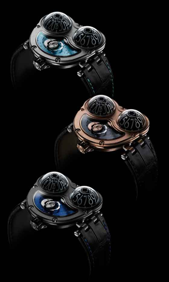 MB&F HM3 MoonMachines by Sarpaneva