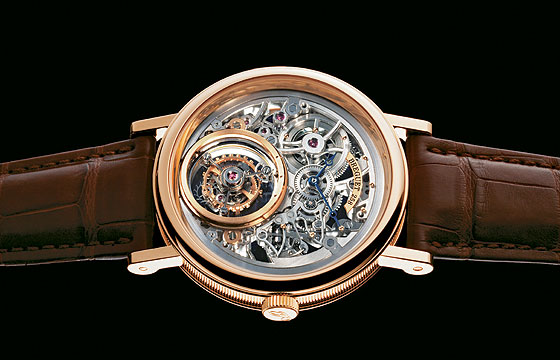 Breguet Tourbillon Messidor, front