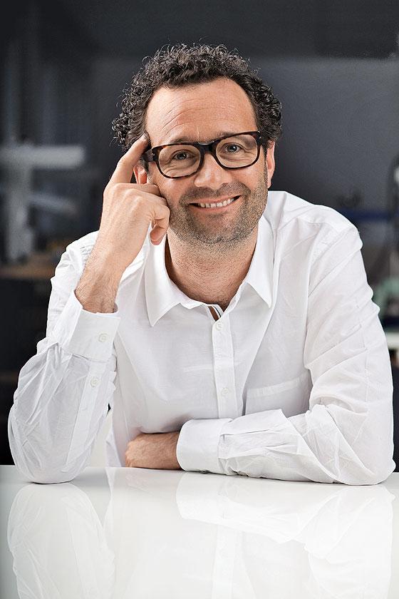 Watchmaker Denis Giguet