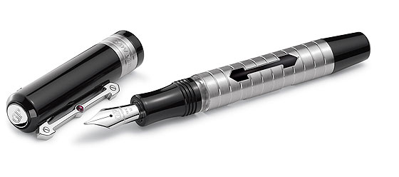 www.watchtime.com | wristwatch industry news lifestyle  | Elegant Accessories: Pens for Watch Lovers | Girard Perregaux pen 560