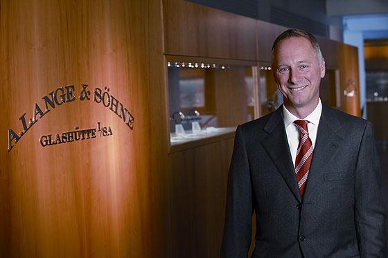 Lange CEO Wilhelm Schmid
