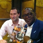 Randy Jackson with WatchTime Magazine