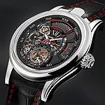 Montblanc TimeWriter II Bi-Frequence side