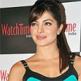 Bollywood actress Priyanka Chopra at WatchTime India launch party