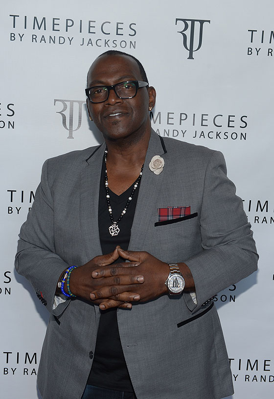www.watchtime.com | wristwatch industry news lifestyle  | Idol Time: American Idols Randy Jackson Talks Timepieces with WT | Randy Jackson wall 560