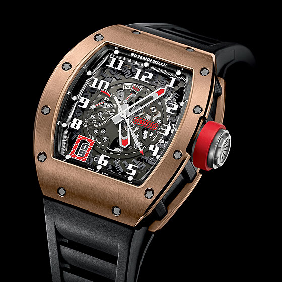 www.watchtime.com | watches wristwatch industry news  | Betting on Black: Richard Mille New RM 030 Limited Editions | RichardMille RM030 BlackRose 560