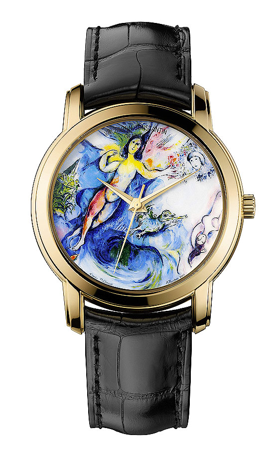 www.watchtime.com | scene wristwatch industry news  | Vacheron Constantin Pays Tribute to Mozart with New Métiers dArt Watch | VC MdA ChagallOpera Mozart 560