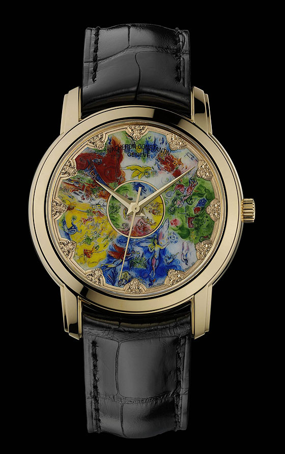 www.watchtime.com | scene wristwatch industry news  | Vacheron Constantin Pays Tribute to Mozart with New Métiers dArt Watch | VC MdA ChagallOpera TributeComposers 560