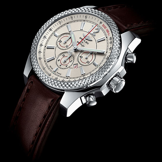 Breitling for Bentley Barnato 42 angle
