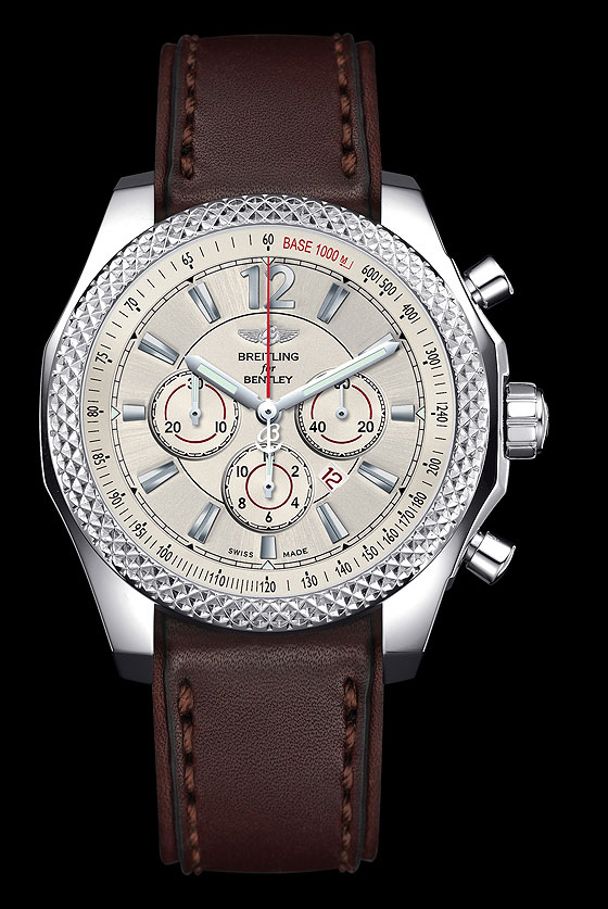 Breitling for Bentley Barnato 42 front