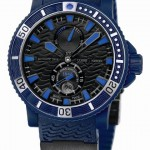 Ulysse Nardin's Blue Sea