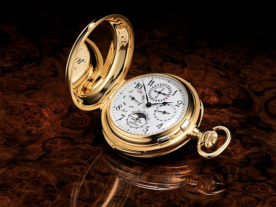 Breitling Bentley Masterpiece pocketwatch