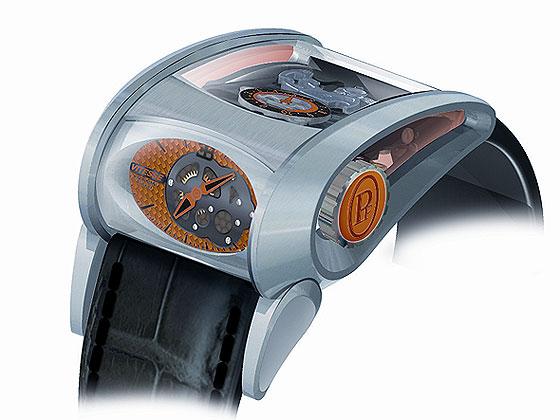 Bugatti Super Sport Vitesse in titanium