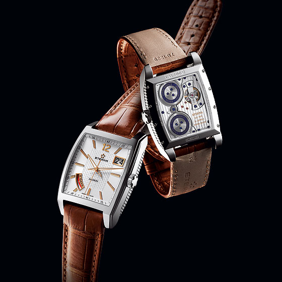 Eterna Madison 8-Days with Eterna Spherodrive