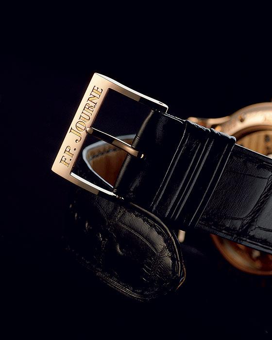 F.P. Journe Chronometre Souverain buckle