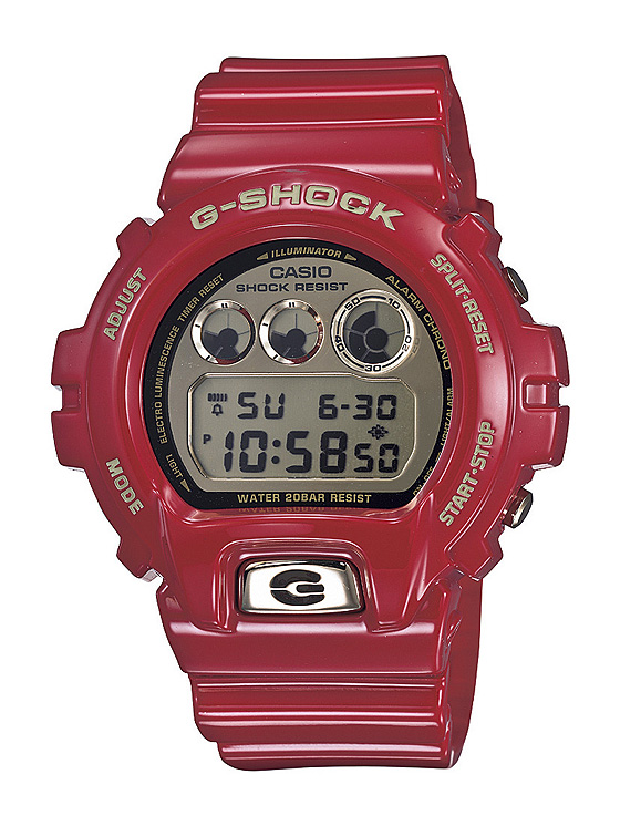 www.watchtime.com | watches wristwatch industry news  | Three Decades of Shocks: Casio Launches 30th Anniversary G Shock Models | G Shock DW 6930A 4 JR D 5601