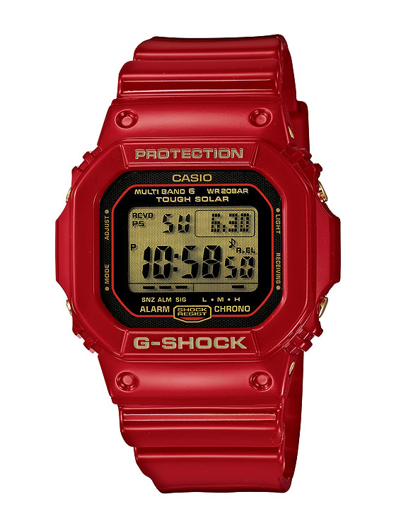 www.watchtime.com | watches wristwatch industry news  | Three Decades of Shocks: Casio Launches 30th Anniversary G Shock Models | G Shock GW M5630A 4 JR DR CR ER 560